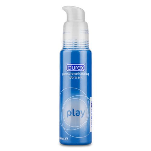 Gel bôi trơn Play Pump 100ml - Durex  DR01